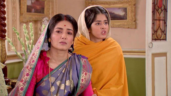Rani Rashmoni 19 August Written Update: What does Jagadamba threaten to do when she learns of Mathur's actions?
