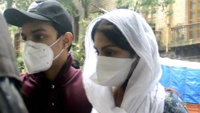 Sushant Singh Rajput Case: ED Questions Rhea Chakraborty's Brother Overnight