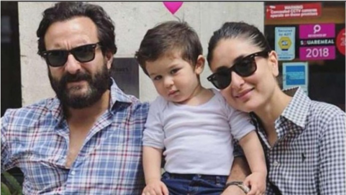 Saif Ali Khan And Kareena Kapoor Expecting Their Second Child