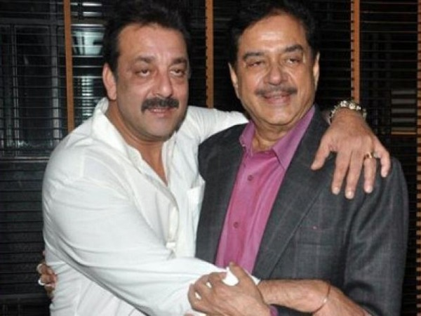 Shatrughan Sinha wishes speedy recovery to Sanjay Dutt
