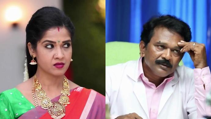 Sembaruthi 16 August 2020 Written Update: Vanaja Makes Purushottam's Doctor Confess