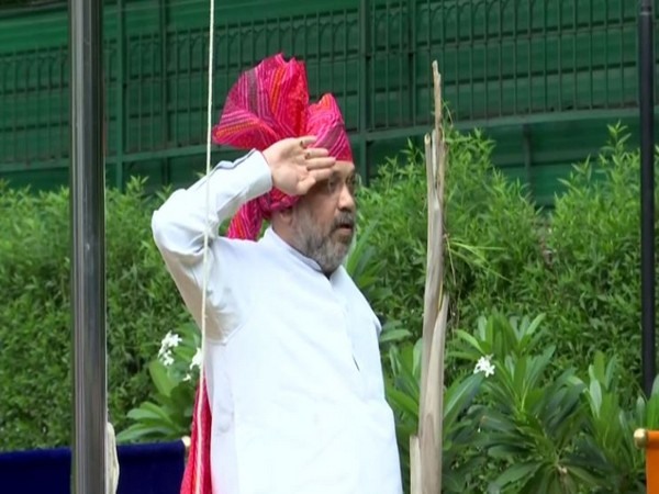 Amit Shah, JP Nadda, others hoist national flag at separate events on Independence Day