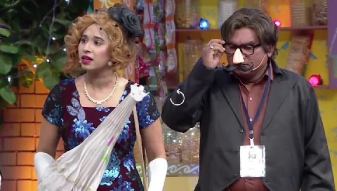 Chala Hawa Yeu Dya: Bhau Kadam And Nilesh Sable Welcome 'Virat Koli'!