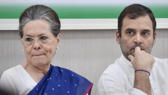 Sonia, Rahul Gandhi Reach Out To Ghulam Nabi Azad