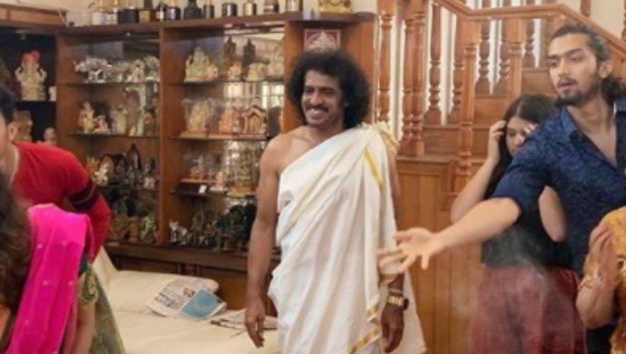 Power Couple Upendra And Priyanka Upendra Celebrate Ganesh Chaturthi