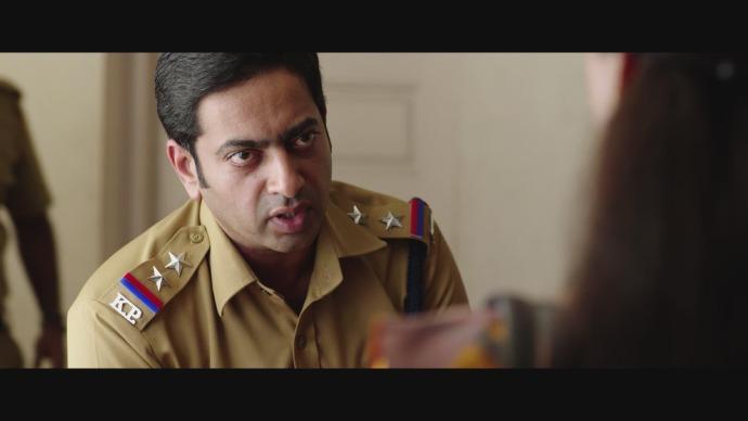 Sreenath threatens Madhuri (source:ZEE5)