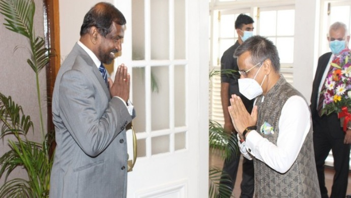 Sri Lanka To Adopt 'India First Approach,' Says Top Diplomat