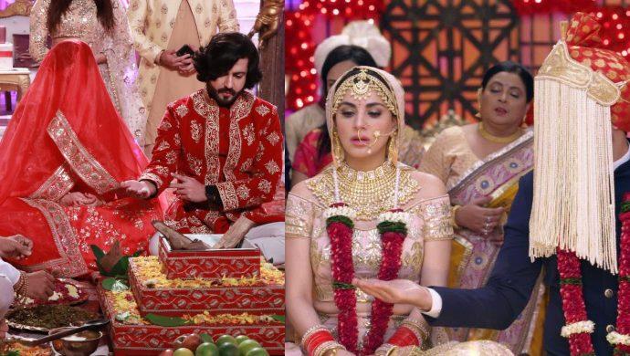 Stills from Karan-Preeta's wedding on Kundali Bhagya_1