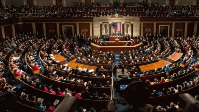 US Lawmakers Back India In LAC Standoff Row With China