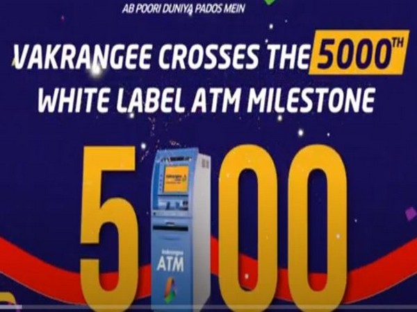 Vakrangee emerges as third largest ATM operator in rural India