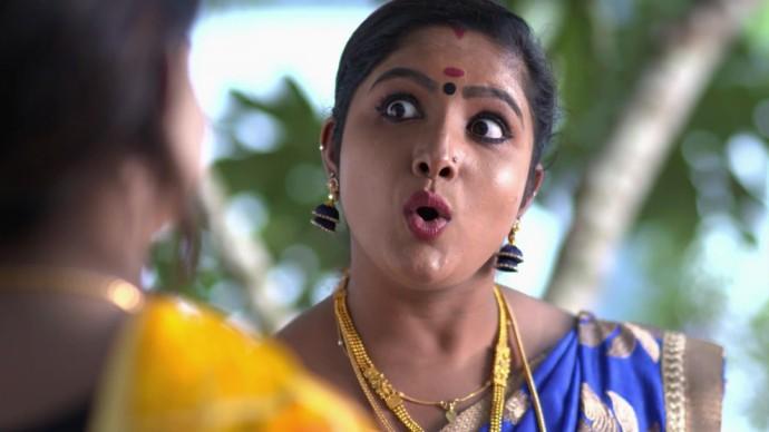 Vilasini tells Jayanthi about her plans (source:ZEE5)