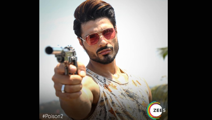 Vin Rana in Poison 2 on ZEE5