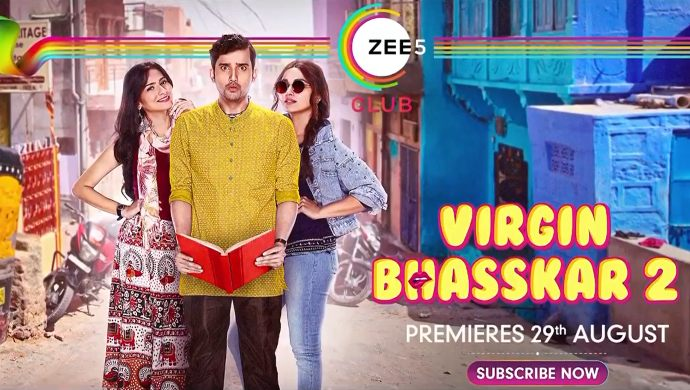 Virgin Bhasskar Trailer: Bad Boy Bhaskar Takes You Back On A Hilarious Ride Of #LoveSexLafda