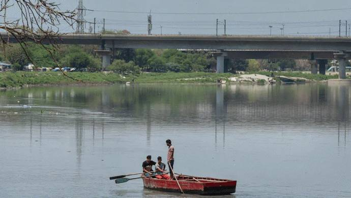 Water Level Of Yamuna River On The Rise, Delhi Govt Prepared
