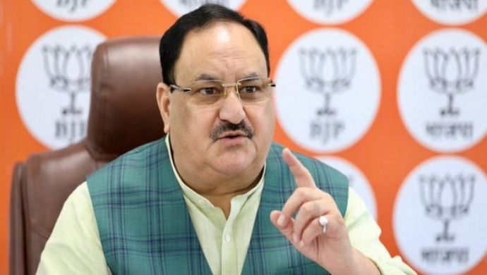 JP Nadda Lashes Out At Rahul Gandhi Over PM CARES Fund Remark