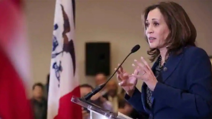 Why Is Kamala Harris Speaking Of Indians Now?