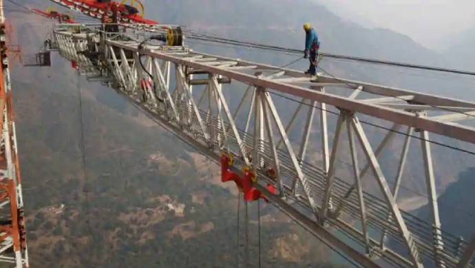 World's Highest Rail Bridge In Jammu And Kashmir To Be Completed By 2022