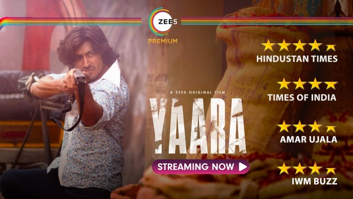 Yaara Is A Gripping Tale Of Friendship. Read More Reviews