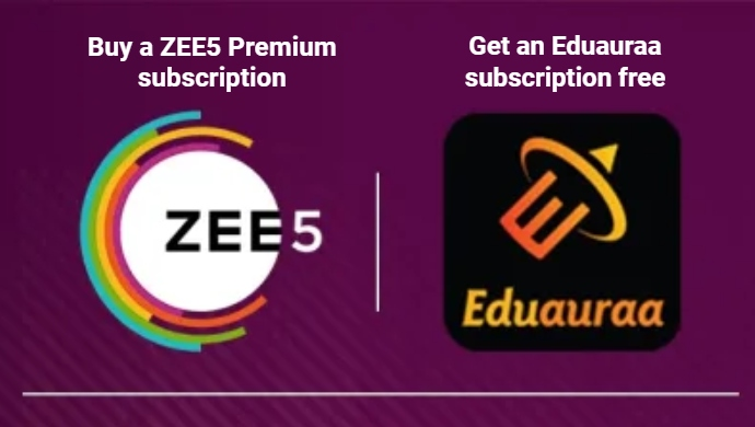 ZEE5 And Eduauraa's New Partnership Will Revolutionise Education System In India