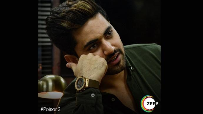 Zain Imam in Poison 2 on ZEE5