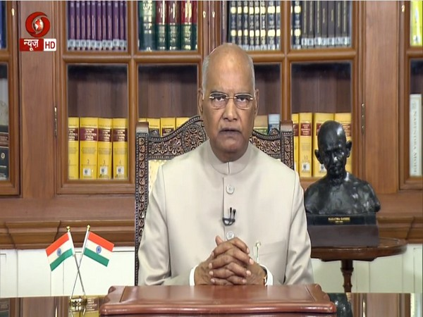 Mahatma Gandhi's quest for equality, justice mantra for India: President Kovind