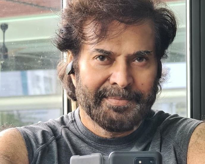 Why is everyone talking about Mammootty's selfie? Check out!