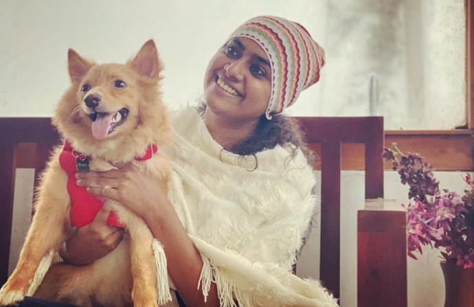 Who is Koko in actress Nimisha Sajayan's life? Find out here!