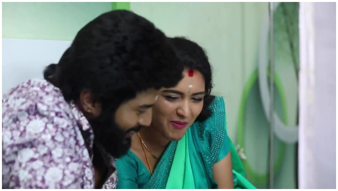 Sembaruthi: These Cute Moments Of Adi and Parvathy Prove That They're Made For Each Other