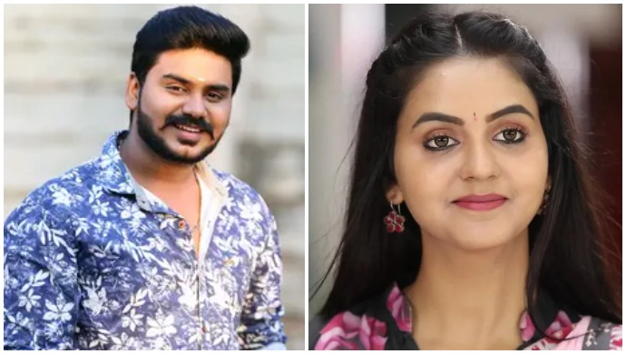 Yaaradi Nee Mohini's Chaitra And Surjith Share Selfies From The Sets, Fans Can't Keep Calm