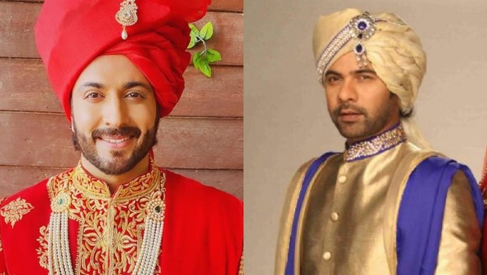 Who Looks Handsome In Wedding Trousseau: Karan Or Abhi? Vote Now
