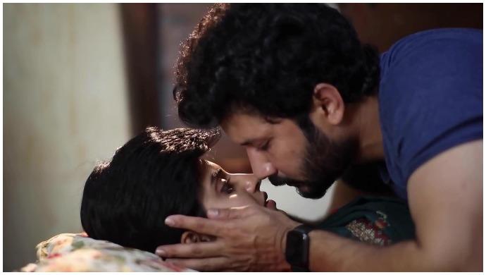 Sathya – Oru Oorula Oru Rajakumari Mahasangamam: Prabhu Tries To Kiss Sathya