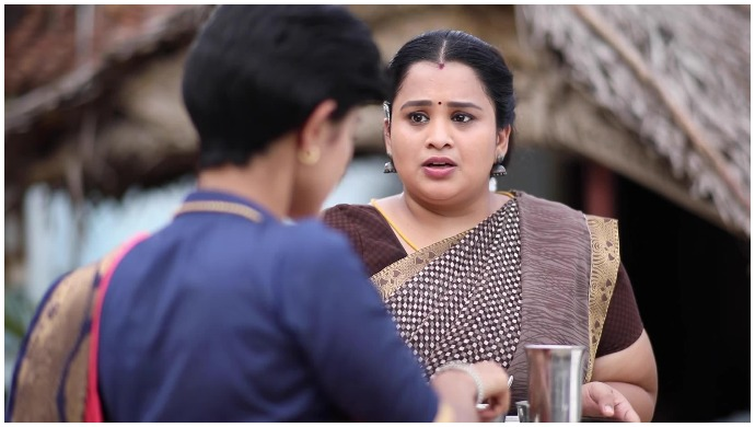 Sathya – Oru Oorula Oru Rajakumari Mahasangamam: Sathya Promises Rasathi To Help Her Reunite With Her Family