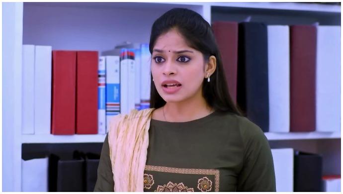 Neethane Enthan Ponvasantham: Anu Gets Annoyed With Sampath And Ramya