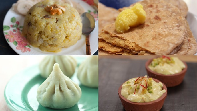 Ganesh Chaturthi Spl: Prepare These Recipes And Offer To Lord Ganesha