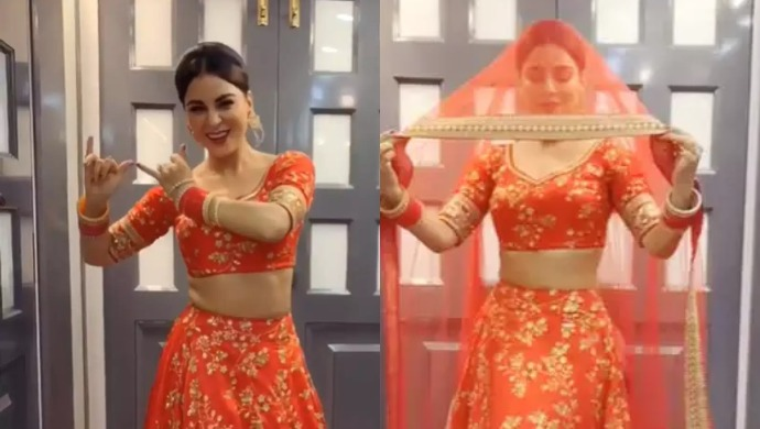 Kundali Bhagya's Shraddha Arya Dances To Maiya Yashoda Song; Watch Her Performance