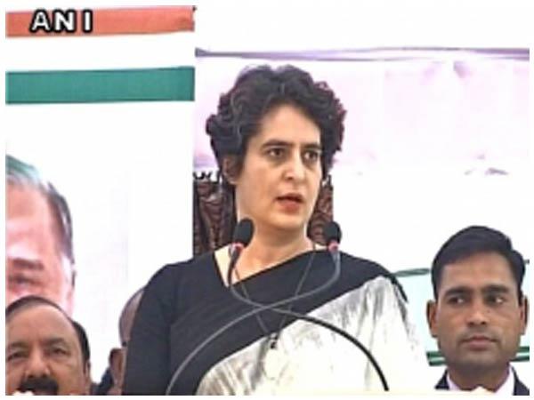 Priyanka Gandhi lauds soldiers, healthcare workers, farmers on Independence Day