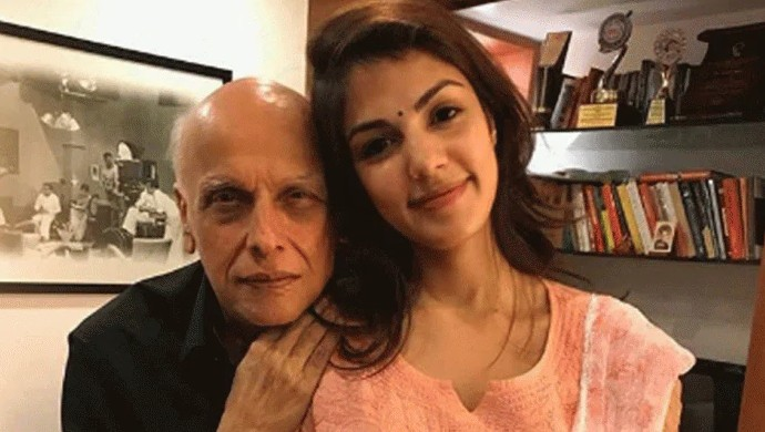 Rhea Chakraborty and Mahesh Bhatt's Private WhatsApp Chats Go Viral
