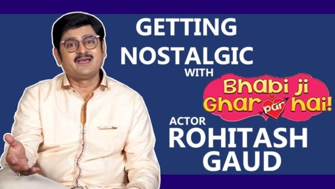 Bhabi Ji's Rohitashv Gour Gets Nostalgic About His NSD Days With Sanjay Mishra