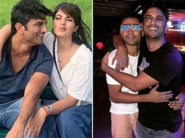 Rhea Chakraborty's Brother Showik Changed Company Auditor When Sushant Went Into Depression