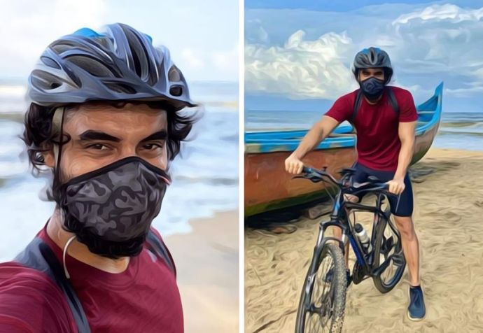 Did you know about Kalki actor Tovino Thomas' new fitness regime?