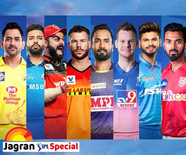 IPL में कैसा है इन 8 कप्तानों का रिकॉर्ड, आंकड़ों से जानिए कौन सा दिग्गज है भारी