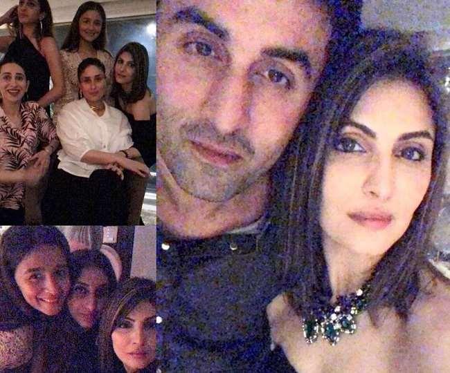 Riddhima Kapoor Birthday Party: ऐसे होती है कपूर फैमिली की पार्टी, देखें- तस्वीरें