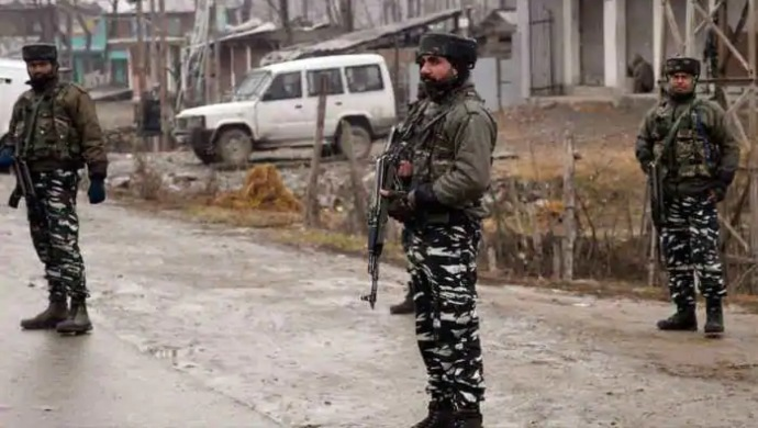 J&K: Two Soldiers Injured As Encounter Broke Out In Pulwama
