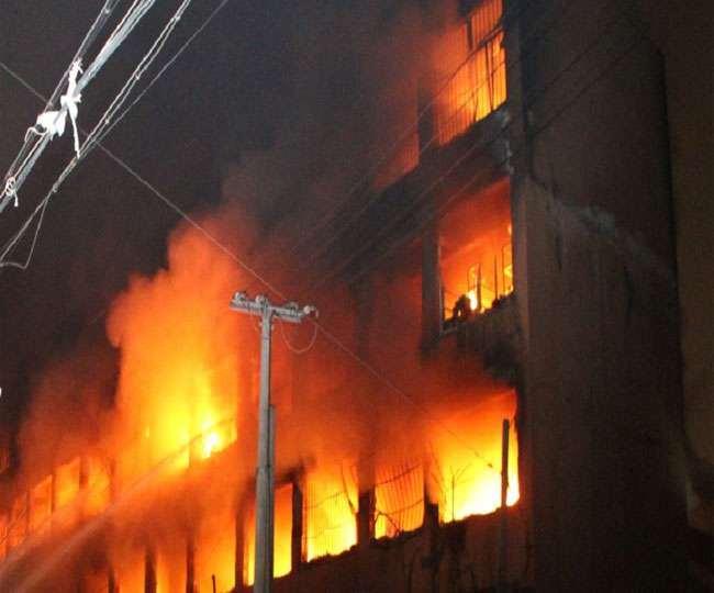 कराची की फैक्टरी में आग लगाने के आरोपियों को मिली सजा-ए-मौत, हुई थी 260 लोगों की मौत