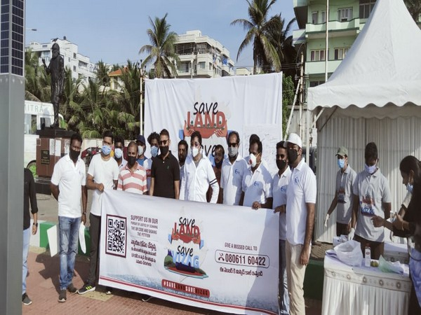 Andhra NGO launches 'Save Land, Save Vizag' campaign against land encroachment