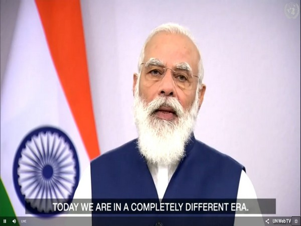 PM Modi hails India's vaccine production in UNGA, says delivery capacity will help humanity to fight pandemic