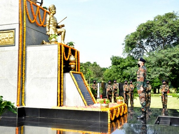 193rd Gunners Day celebrated by Regiment of Artillery in Hyderabad