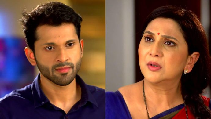 Agga Bai Sasubai 21 September 2020 Written Update: Soham Informs Asawari About Abhijeet's Decision