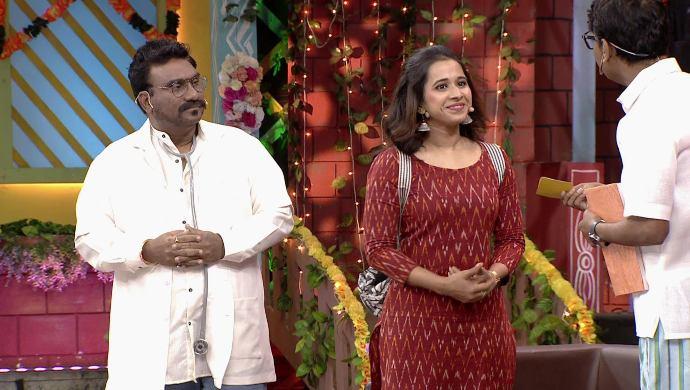 Bhau Kadam, Shreya Bugde Enact A Hilarious Skit On Maza Hoshil Na's Aditya-Sai in Chala Hawa Yeu Dya