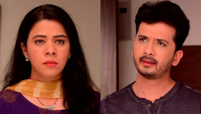 Mazhya Navryachi Bayko 30 September 2020 Spoiler: Gurunath Draws Swords Against Radhika!